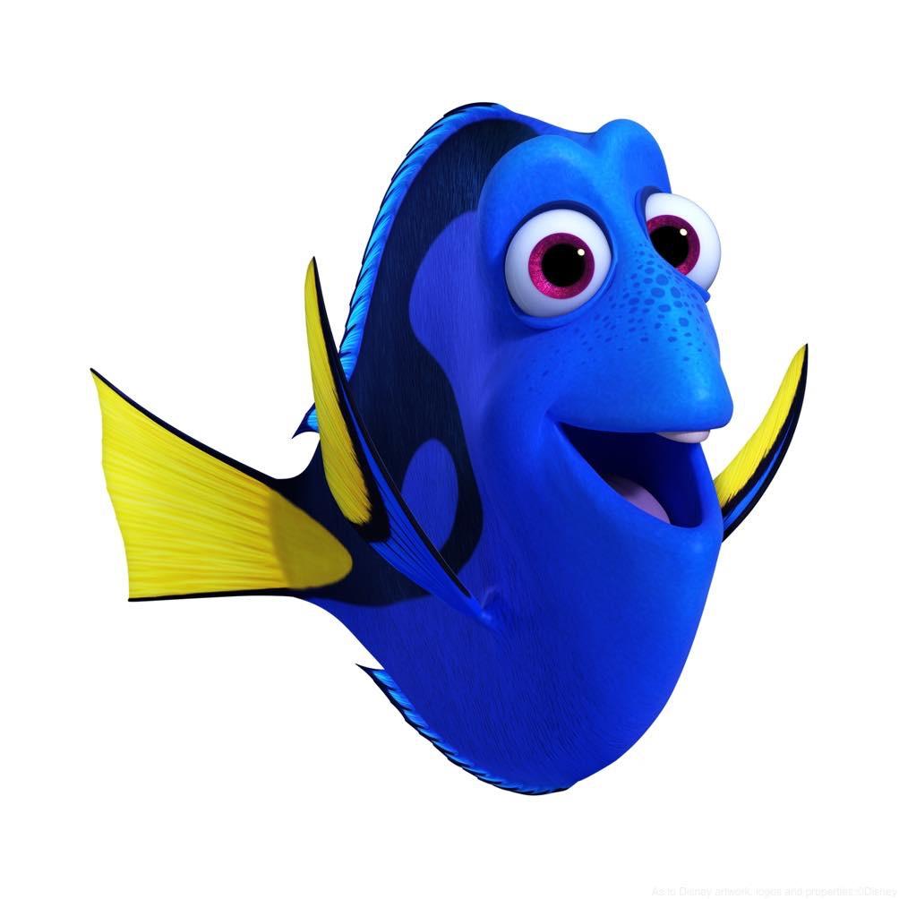 タートル・トーク  ドリー (c)Disney / Pixar