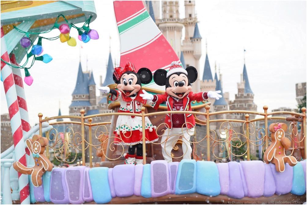 ディズニー・クリスマス・ストーリーズ(イメージ) (c)Disney