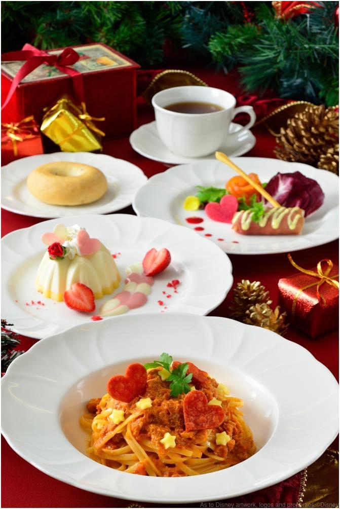 イーストサイド・カフェ スペシャルコース 2800円