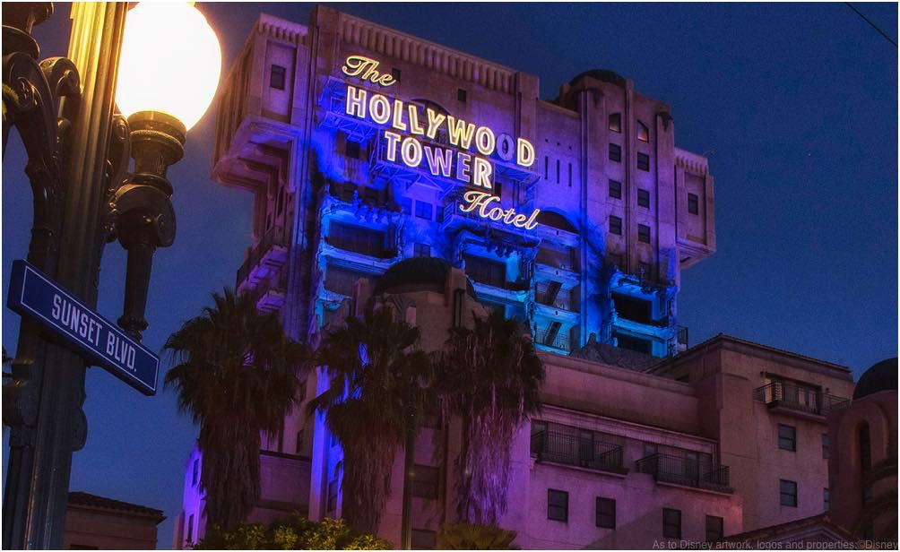 TWILIGHT ZONE TOWER OF TERROR FINAL CHECK-OUT CELEBRATION (ANAHEIM, Calif.)  (c)Disney