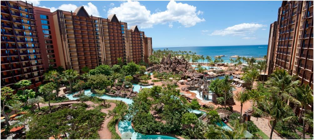 Aulani, a Disney Resort & Spa (c)Disney