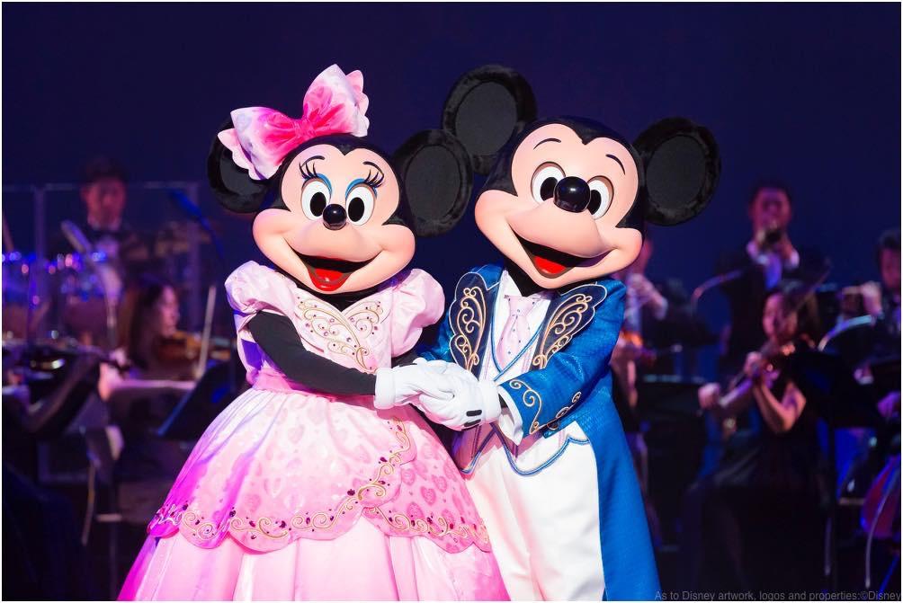 バレンタイン・ナイト 2017~コンサート・オブ・ラブ~(イメージ) (c)Disney