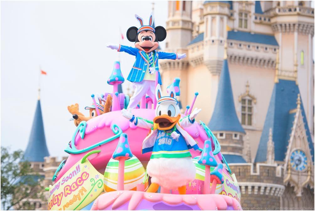 ディズニー・イースター (c)Disney
