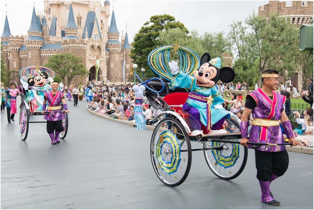 ディズニー七夕デイズ   (c)Disney