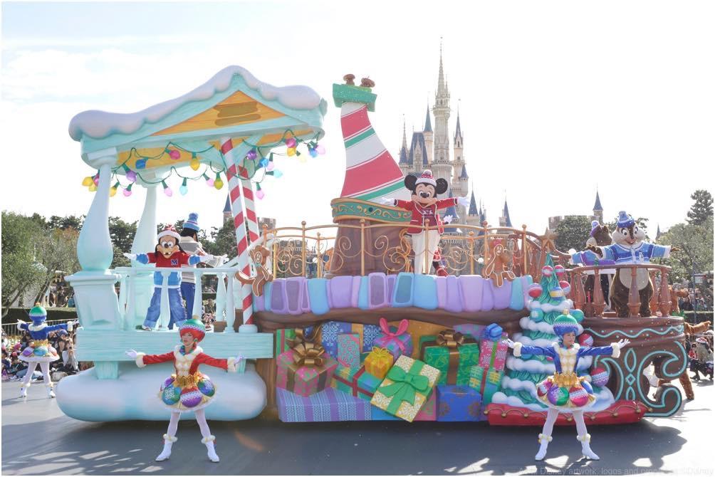 クリスマス・ファンタジー (c)Disney