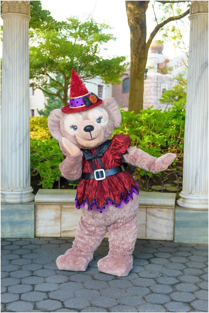シェリーメイの2016年ハロウィーンコスチューム (c)Disney
