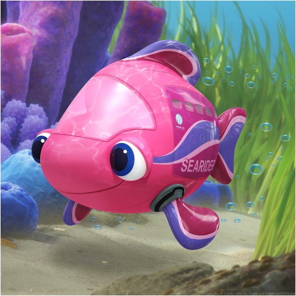 th_潜水艇「シーライダー」イメージ  ©Disney/Pixar