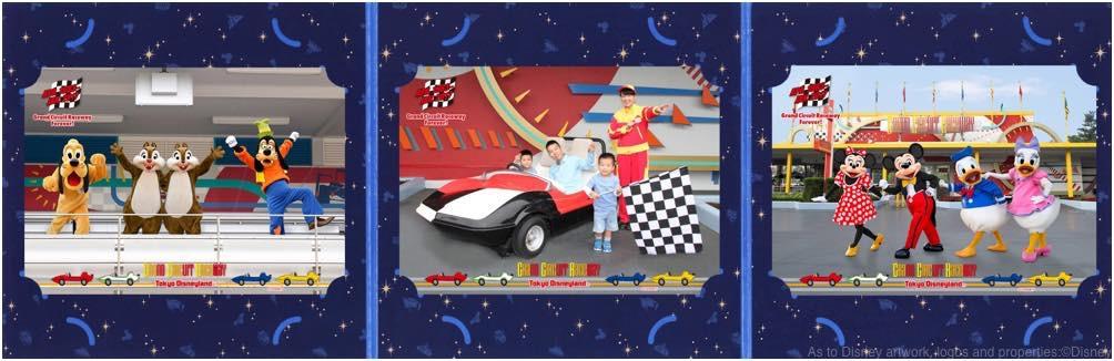 ディズニースナップフォト 1540円 (c)Disney