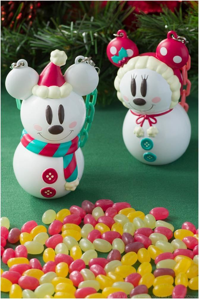 ミニスナックケース 1個 720円 (c)Disney
