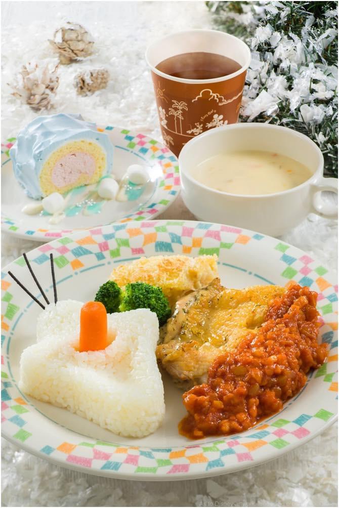 グランマ・サラのキッチン スペシャルセット 1580円 (c)Disney