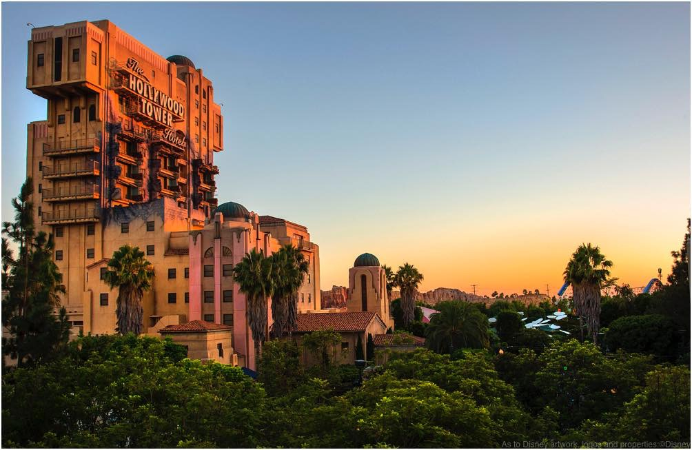 The Twilight Zone Tower of Terror(c)Disney