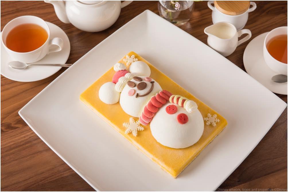 スノースノー・アイスケーキ 7800円(送料込み・受注販売) (c)Disney
