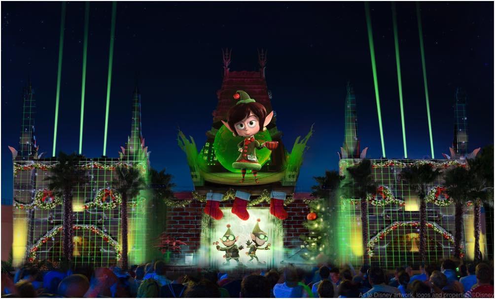 ジングル・ベル・ジングル・バム! ウェイン&ラニー クリスマスを守れ! As to Disney artwork, logos and properties:©Disney