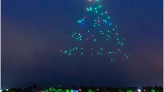 アメリカ初、300個のショードローンを使ったエンターテイメント「Starbright Holidays – An Intel Collaboration」2016年11月20日スタート(Update)