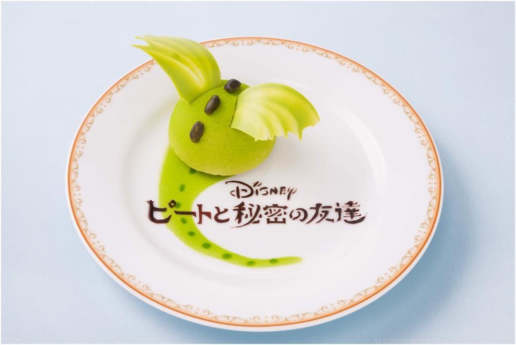 「ドリーマーズ・ラウンジ」ピートと秘密の友達 スペシャルケーキ 1340円 (c)Disney