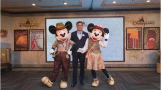 香港第3のホテル「Disney Explorers Lodge」2017年4月30日オープン(Update)