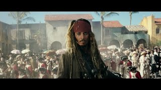最後の冒険、始まる——「Pirates of the Caribbean: Dead Men Tell No Tales」予告公開